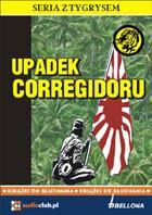 UPADEK CORREGIDORU książka audio CD Rajmund Szubański
