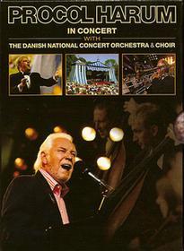 In Concert with Danish International Concert Orchestra & Choir DVD) Procol Harum