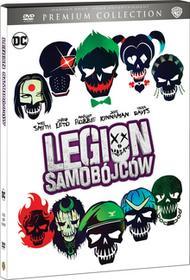 Galapagos Legion samobójców. Premium Collection, DVD David Ayer