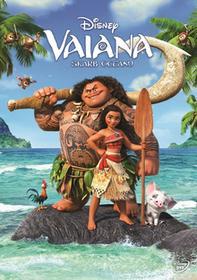 Galapagos Vaiana. Skarb oceanu DVD Ron Clements, John Musker