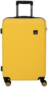National Geographic Walizka, Abroad żółta, 53l