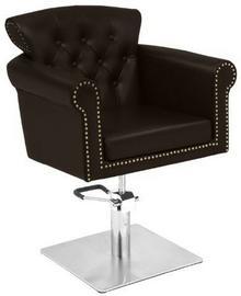 GABBIANO Fotel fryzjerski Berlin brązowy 46126418