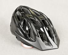 Lazer CYCLONE kask rowerowy MTB kolor black glossy