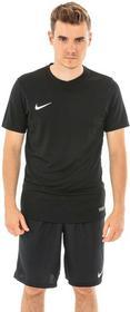 Nike Koszulka piłkarska Park VI M r L czarna 725891-010) 725891-010 L