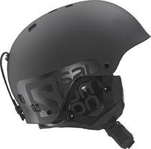 Salomon Brigade kask snowboardowy, czarny, L L37776500
