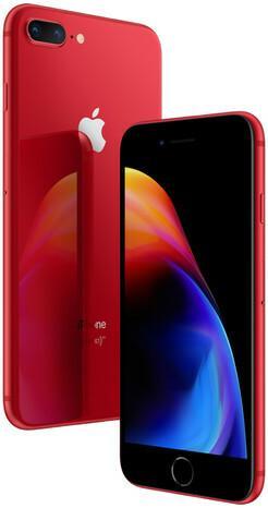 Apple iPhone 8 Plus 256GB Czerwony