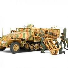 Tamiya transporter półgąsienicowy Sd.Kfz.251/1 35151