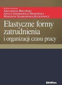 Difin Elastyczne formy zatrudnienia i organizacji czasu pracy - Difin