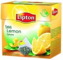 Lipton Herbata PIRAMIDKA cytrynowa 20 szt X03970 NB-3123