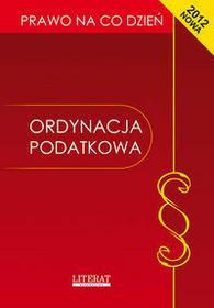Kopońska Ewelina Ordynacja podatkowa / wysyłka w 24h