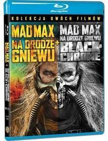GALAPAGOS Mad Max: Na drodze gniewu. Edycja specjalna Black&Chrome (2BD)