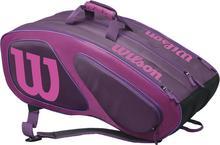 Wilson Team II 12 Pack Bag - purple WRZ858612