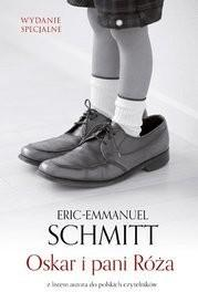 Znak Oskar i pani Róża - wydanie specjalne - Eric-Emmanuel Schmitt