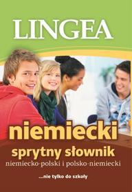 LINGEA Sprytny słownik niemiecko-polski i polsko-niemiecki - Lingea