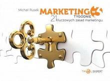 Twój Ekspert od Marketingu Marketing w 3 tygodnie - Rusek Michał