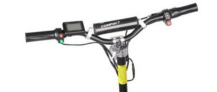 FRUGAL Hulajnoga elektryczna z siedziskiem FRUGAL COMPACT+