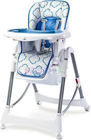 Caretero Krzesełko do karmienia One blue)