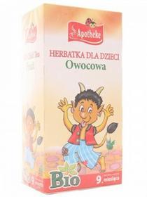 Apotheke Herbatka dla dzieci owocowa BIO - 20sasz 04749
