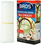 BROS Moskitiera na okno Bros biała 150x180cm