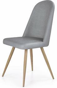 Halmar Zestaw: stół rozkładany Richard i 4 krzesła K214 3 kolory