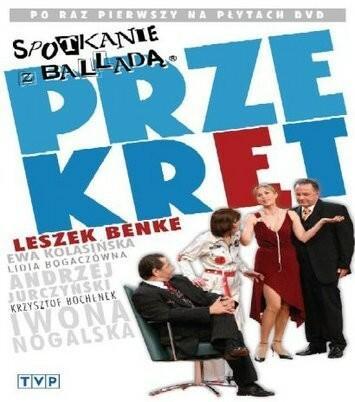 Spotkanie z balladą DVD) Michał Bobrowski
