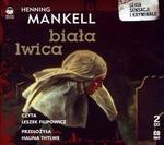 Biała lwica - książka audio na 2 CD (format mp3) - Henning Mankell