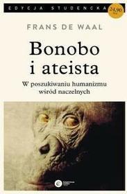 Copernicus Center Press Bonobo i ateista. W poszukiwaniu humanizmu wśród naczelnych. Wyd. 3 - FRANS DE WAAL