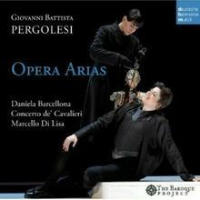 Pergolesi Opera Arias CD) Daniela Barcellona