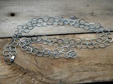 srebro 925 - duże kółka