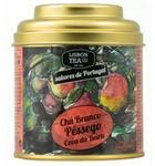 Lisbon Tea Co. Lisbon Tea BIAŁA HERBATA liściasta z brzoskwinią Cova da Beira - 25g