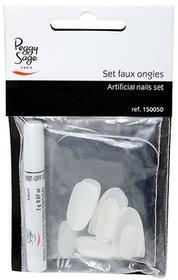 Peggy Sage Komplet sztucznych paznokci - ( ref. 150050)