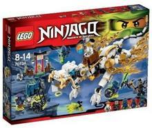 LEGO Ninjago Smok Mistrza Wu 70734