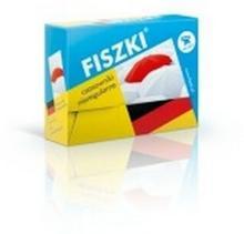 Cztery Głowy Fiszki Język niemiecki - Czasowniki nieregularne - KINGA PERCZYŃSKA