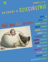Burda książki Rozmowy o dzieciństwie - Joanna Rolińska