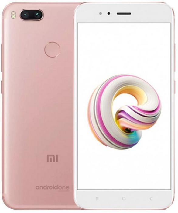 Xiaomi Mi A1 32GB Dual Sim Różowy