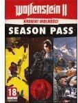 Bethesda Softworks LLC Wolfenstein II: The New Colossus - Kroniki Wolności Season Pass (PC) PL KLUCZ