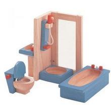 Plan Toys Mebelki dla lalek Łazienka Neo PLTO-7308 3
