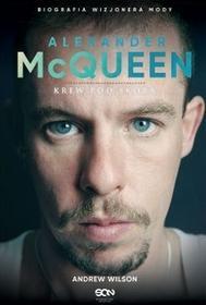 Sine Qua Non Alexander McQueen - Krew pod skórą - Wilson Andrew