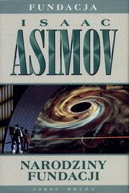 Asimov Isaac Narodziny fundacji