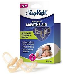 SleepRight SLEEP Right Nasal Breathe Aid, qty of 1by Sleep Right 03370-24