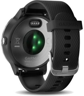 Garmin Vivoactive 3 Czarno-srebrny