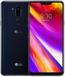 LG G7 ThinQ 64GB LTE Czarny