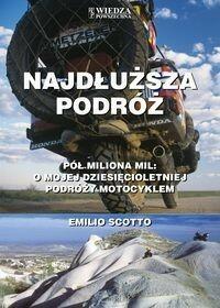 Wiedza Powszechna Najdłuższa podróż - Scotto Emilio