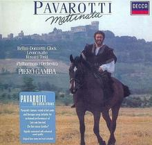 Mattinata CD) Luciano Pavarotti