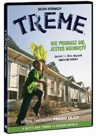 Galapagos Treme sezon 1) 4 DVD Agnieszka Holland