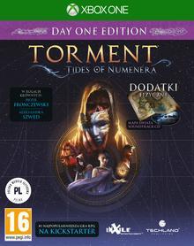 Torment Tides of Numenera Day One Edition XONE