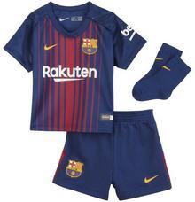 Nike Komplet piłkarski FC Barcelona Kids 847319-456