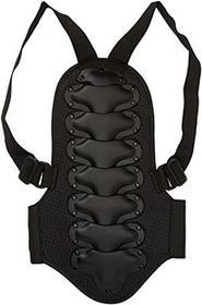 protectWEAR Protect Wear Protektor ochraniacz pleców dla dzieci na motocykl, narty, snowboard, XXS, czarny RPK-XXS