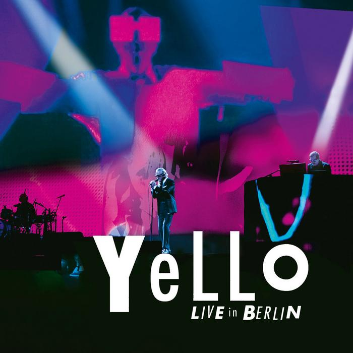 Live In Berlin PL CD) Yello