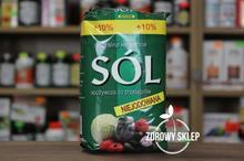 Kopalnia Soli KŁODAWA Kłodawska sól kamienna spożywcza niejodowana 1100g